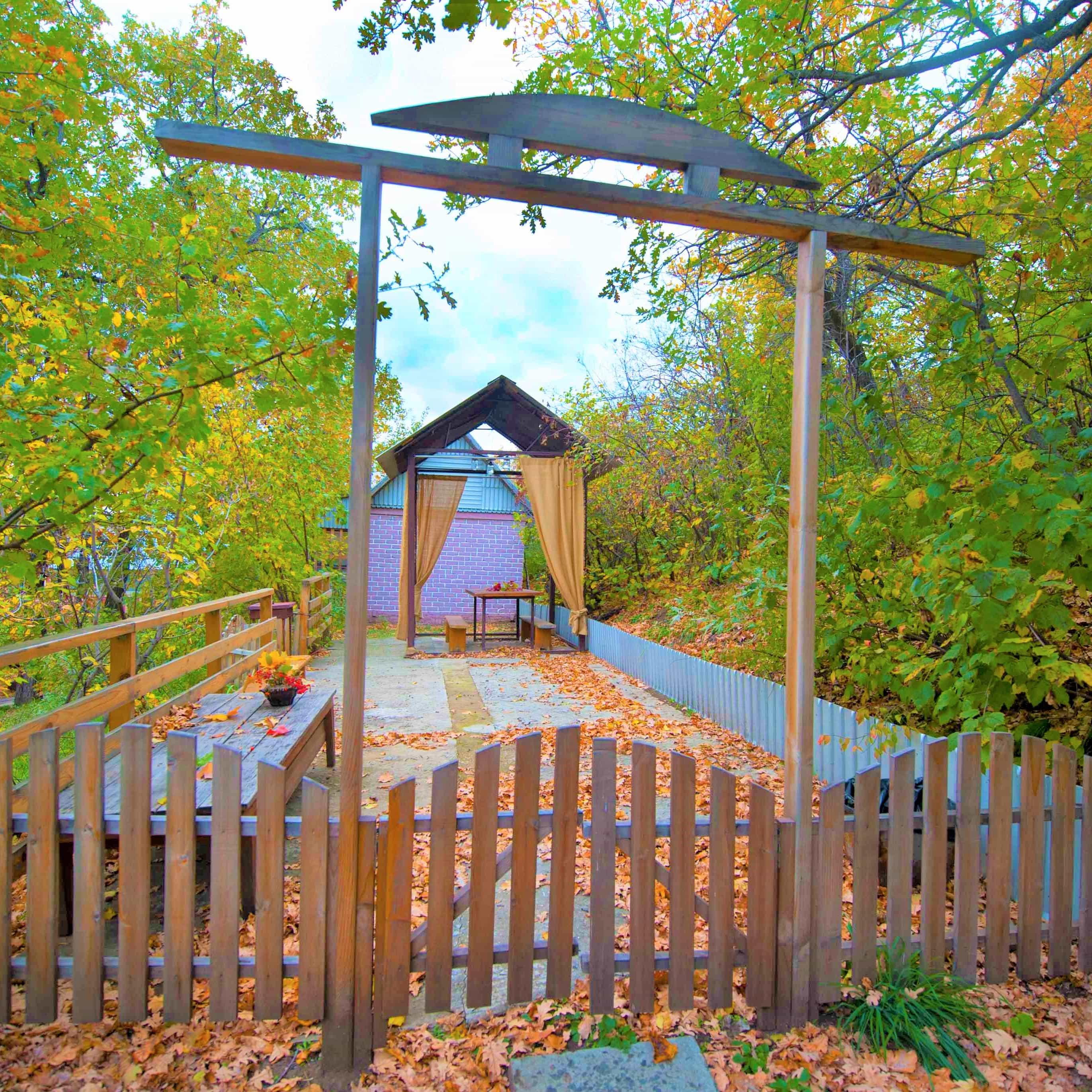 Тайный сад-Усадьба-Сказка3